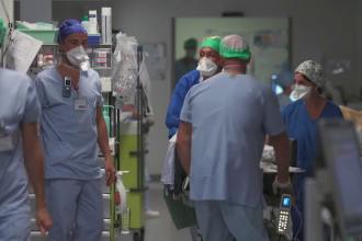 """Spitalele italiene sunt sufocate. Medici: """"Am pierdut controlul în multe părți ale țării"""""""