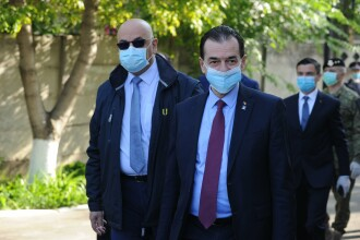 Ludovic Orban, mulţumit de Raed Arafat şi a lui Nelu Tătaru: Toată echipa mea e o echipă de oameni extrem de harnici