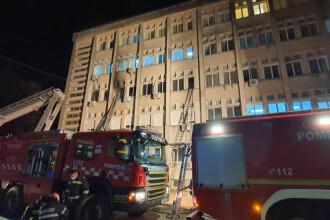 Încă doi pacienți din salonul ATI de la Piatra Neamț au murit. Bilanțul incendiului a ajuns la 15 decese