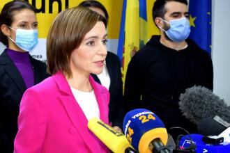 Alegeri prezidențiale în R. Moldova. Maia Sandu câștigă detașat cu peste 57% din voturi