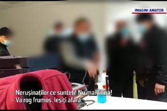 Medicii de la Spitalul Judeţean Baia Mare, agresați de rudele unei femei care au refuzat internarea