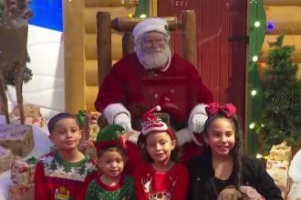 Moș Crăciun este hotărât să nu lase pandemia să strice magia sărbătorilor de iarnă