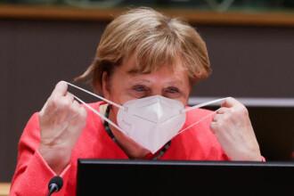 Merkel, despre criza generată de COVID-19 în Germania: Situația este în continuare foarte gravă