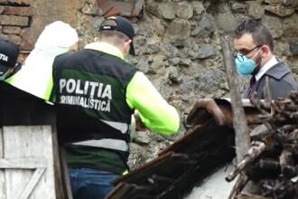 Femeia din Baia Sprie, găsită cu un cuțit în piept, a fost torturată şi violată. Ucigaşul a încercat să-i dea foc