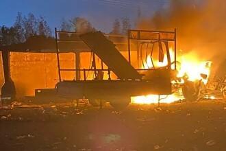 Tir cu rachete asupra Ambasadei SUA din Irak. Doi civili ar fi fost răniți