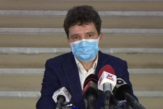 Primele măsuri pe care le-a luat Nicușor Dan pentru a controla epidemia în București. Ce se întâmplă cu apelurile la DSP