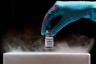 Marea provocare după autorizarea vaccinurilor anti-Covid: trebuie depozitate la temperaturi extreme