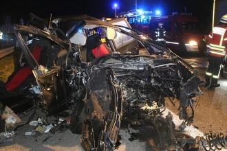 Tragedia produsă de un șofer român, care circula pe sensul greșit al unei autostrăzi din Germania