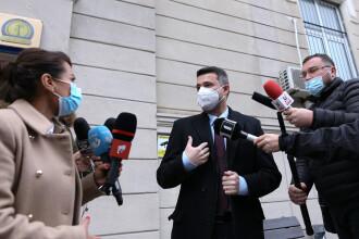 Daniel Florea, audiat la DNA: Am fost rugat să vin în calitate de martor