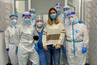 Simona Halep, despre infecția cu Covid-19: Am avut febră, dureri de cap și dureri musculare
