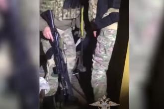 VIDEO. Forțele speciale din Rusia au salvat un băiat care fusese răpit de un presupus pedofil