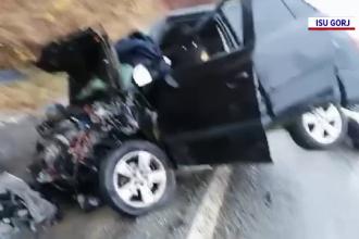 Doi tineri au murit într-un accident produs în Gorj. Ce s-a întâmplat