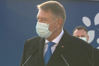 Paturile ATI s-au dublat din martie până acum, spune președintele Klaus Iohannis. Este tot insuficient, însă