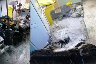 Încă doi pacienți din salonul ATI ars la Piatra Neamț au murit. Care este starea medicului Cătălin Denciu