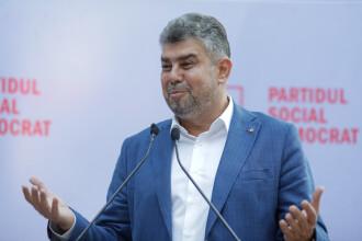 """Marcel Ciolacu: """"Şandramaua pierzătorilor se va prăbuşi asurzitor în doar câteva luni. PSD nu va vota niciodată acest Guvern"""""""