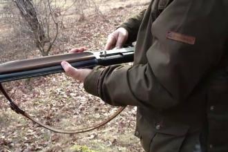 Un bărbat a fost împușcat mortal la o partidă de vânătoare, în Dej