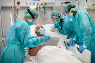 Sistemul sanitar german, în pragul blocajului, din cauza pandemiei. Ce se întâmplă în Europa