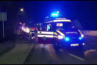 Un bărbat de 67 de ani a murit, după ce a fost lovit de un TIR în timp ce traversa strada