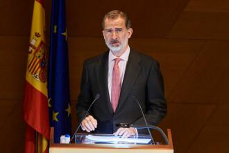 Regele Spaniei, în carantină, după ce a intrat în contact cu o persoană infectată cu SARS-CoV-2