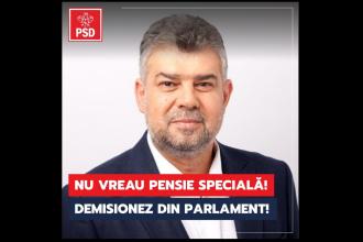 """Concurs de demisii din Parlament, în prag de alegeri: """"Nu vreau pensie specială"""""""