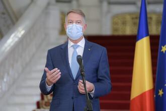 Iohannis: Țara a fost puternic afectată de corupția guvernelor PSD. Ne-am trezit în plină pandemie cu lipsuri majore