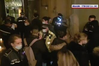Stupoare în centrul orașului Cluj-Napoca. Patronii de terase încearcă să fenteze legea