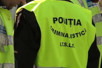 Un turc a fost ucis într-un depozit din Voluntari. Suspectul este căutat de poliţişti