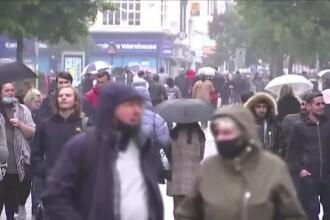 Nouă strategie în Londra, după ce foarte puțini contacți au respectat izolarea la domiciliu