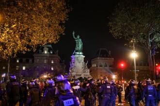 Proiect de lege controversat adoptat în Franța, în plin scandal pe tema violențelor poliției