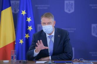 Iohannis: Nu există nicio intenție de a se intra în