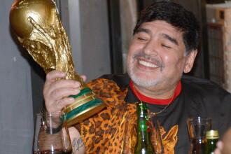 Ultimele cuvinte ale lui Diego Maradona. Ce a făcut înainte să moară