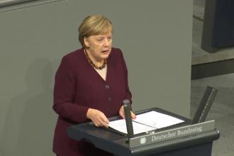 Noile tulpini de COVID pot duce la al treilea val în Germania, se teme Angela Merkel: Ce spune de vaccinul AstraZeneca