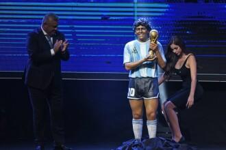 Maradona i-a spus unui prieten că dorea să fie îmbălsămat şi expus pentru fani