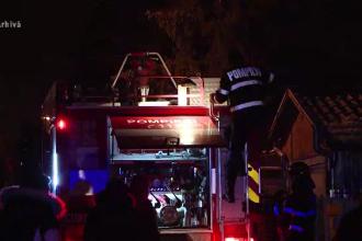 Un bărbat din Cluj a murit în propria locuință cuprinsă de flăcări