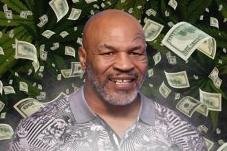 Câţi bani a câștigat Mike Tyson din lupta cu Roy Jones Jr.! Milioanele obtinute la 54 ani!