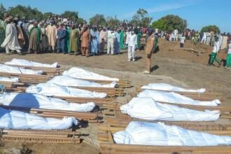 Masacru în Nigeria. Cel puțin 110 oameni au fost uciși în
