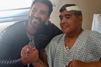 Ce a putut sa spună, printre lacrimi, doctorul acuzat după moartea lui Maradona