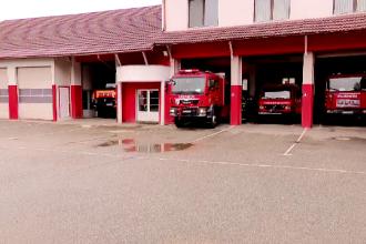 o intalnire unica de pompieri