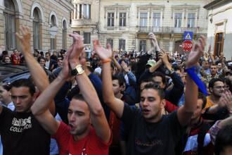 Studentii ameninta cu greva la inceputul anului universitar