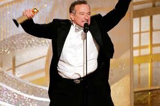 Robin Williams joaca teatru pentru Printul Charles