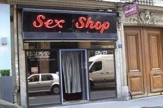 Sex-shopurile strica imaginea Capitalei. Asta cred consilierii Primariei
