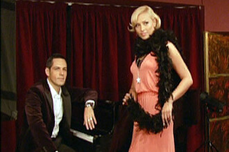 Banica si Iulia, un nou sezon Dansez pentru tine