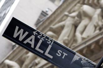 Bursele americane se duc, din nou, la vale