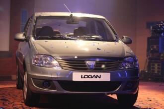 Logan Facelift la Salonul Auto de la Paris