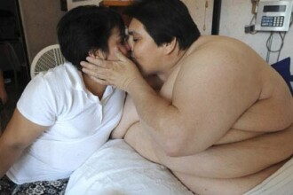 Cel mai gras om din lume se casatoreste