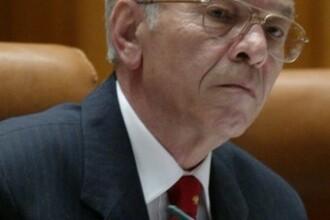Vacaroiu, la plecarea din Senat: Daca am suparat pe cineva, sa ma iertati