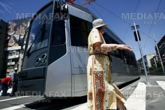Gata cu tramvaiele de productie romaneasca in Arad