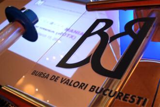 Suntem in top trei mondial la scaderi pe Bursa
