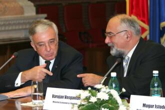 Vosganian: In caz de pericol luam in calcul marirea plafonului la depozite
