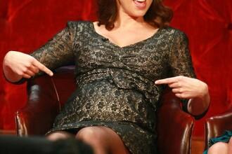 Mel C vorbeste in premiera despre sarcina ei